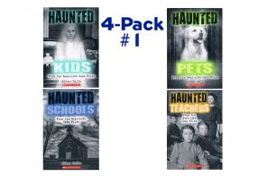 Haunted Kids Four-Pack #1
