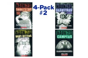 Haunted Kids Four-Pack #2